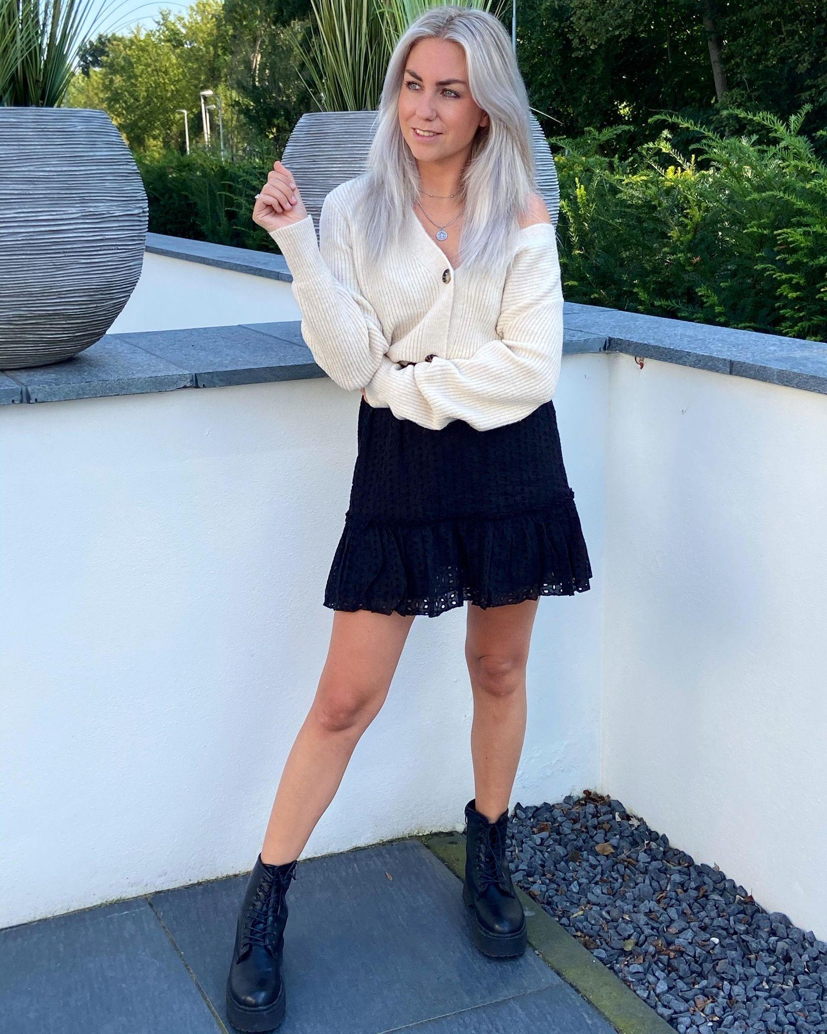 Nina sweater creme