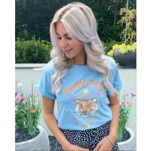 Roxi T-shirt blue