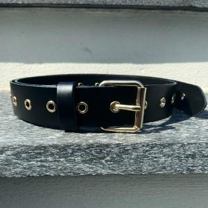 Tommy belt gold