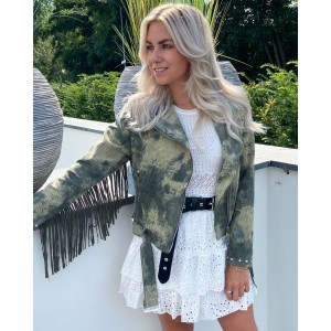 Bodie jacket army green