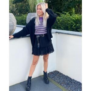 Shany vest black