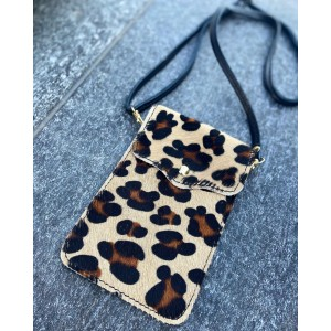 Holly bag leopard