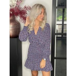 Victoria dress purple