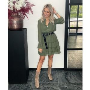 Steef dress green