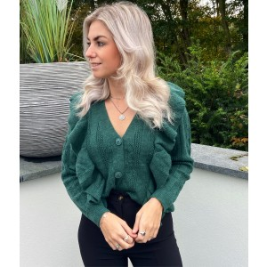 Hilly sweater green