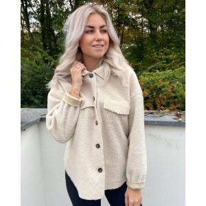 Marley teddy jacket