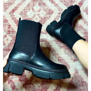 Saar boots black