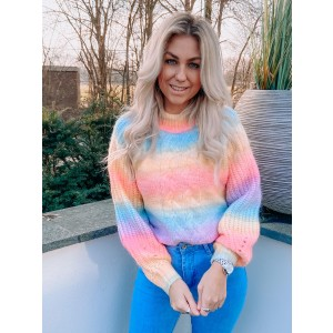 Kiki rainbow sweater
