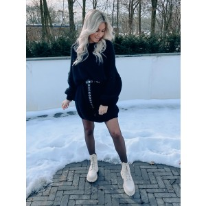 Nadia sweater black