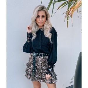 Relia blouse black