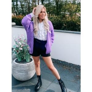 Shany vest purple