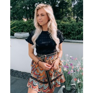 Annaly skirt creme