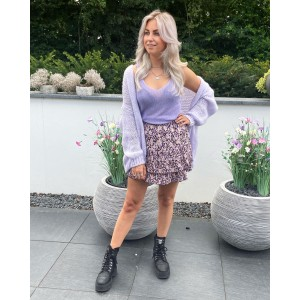 Shany vest lila