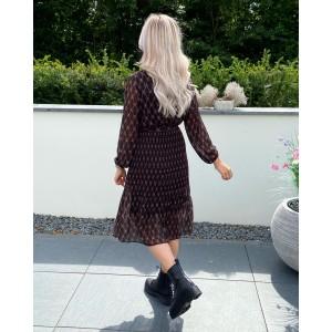Nathalia dress black