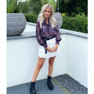 Loyza skirt white