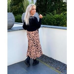 Sidney skirt tiger