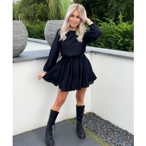 Maan dress black