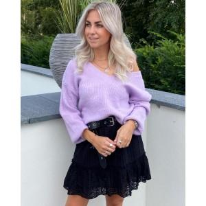 Bayla sweater lila
