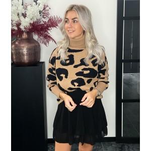 Lisette skirt black