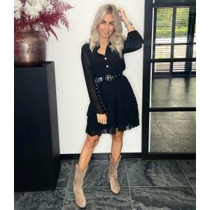 Steef dress black