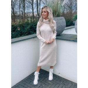 Kiara sweater dress creme