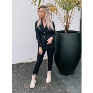 Maxime suit black