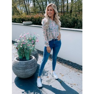 Fenna jeans blue