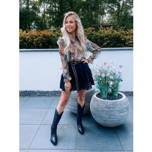 Soraya blouse paisley