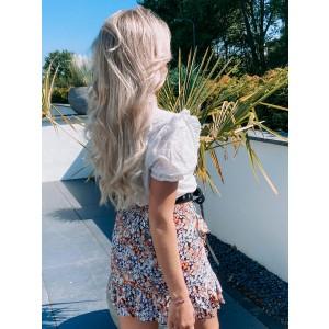 Laura flower skirt