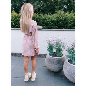 Vivian dress lila