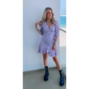 Loena dress lila