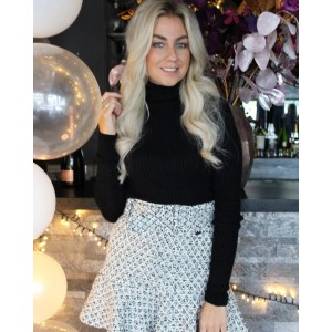 Mera skirt tweed